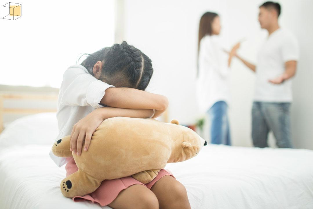 ความเครียดของเด็กวัยประถม