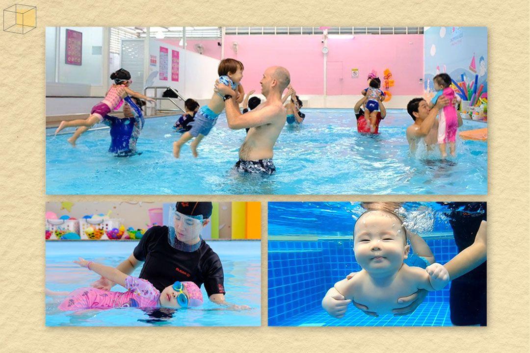 โรงเรียนสอนว่ายน้ำ
