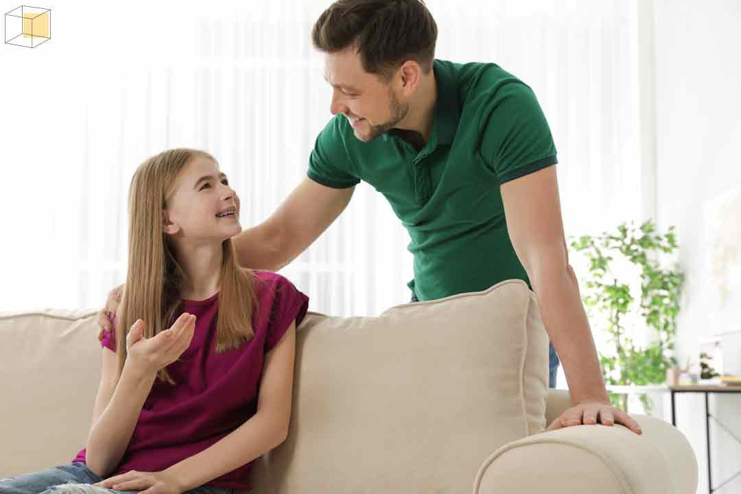 พ่อหวงลูกสาว ทำอย่างไรให้พ่อเลิกห่วง