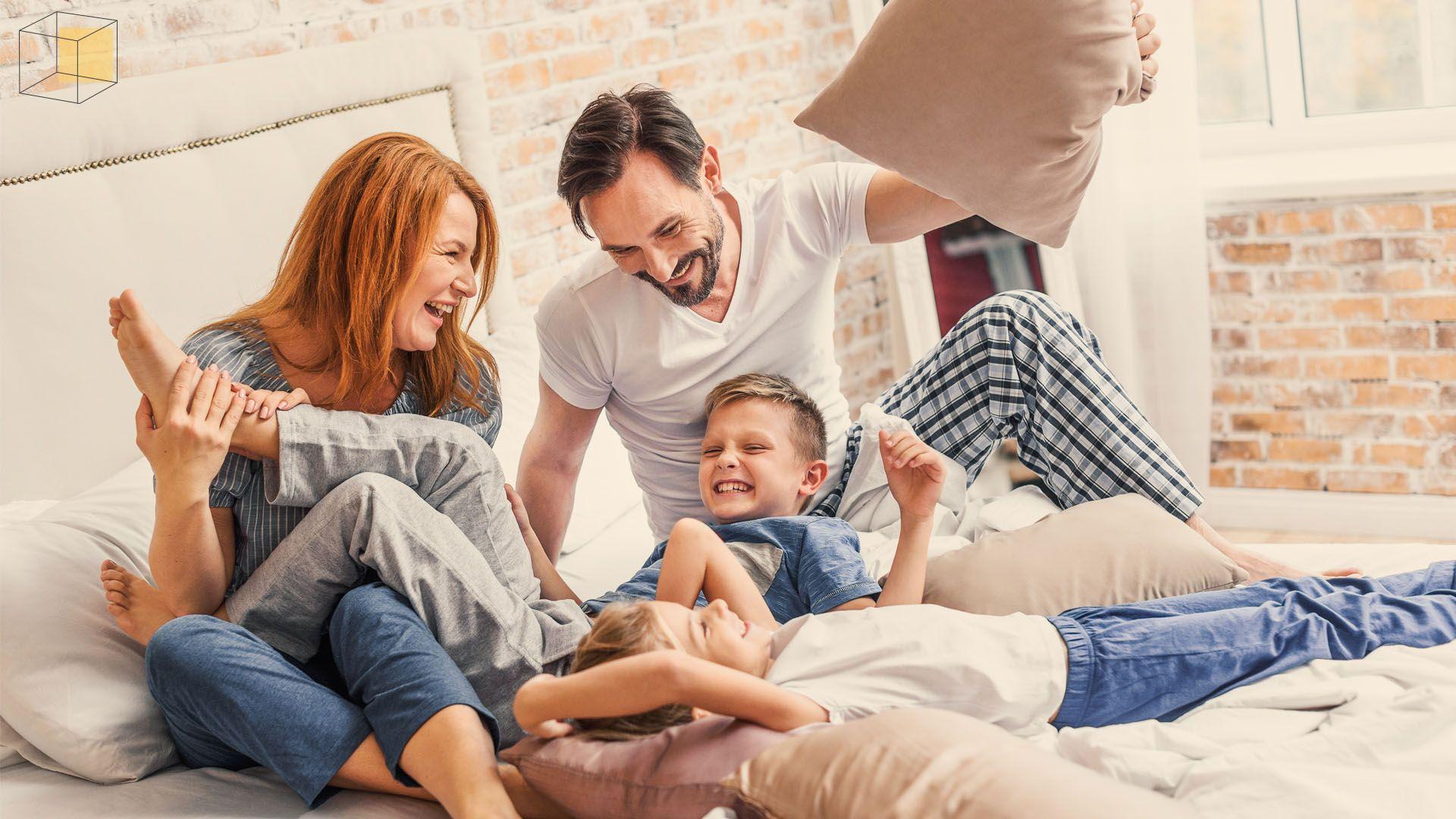 ชีวิตครอบครัว