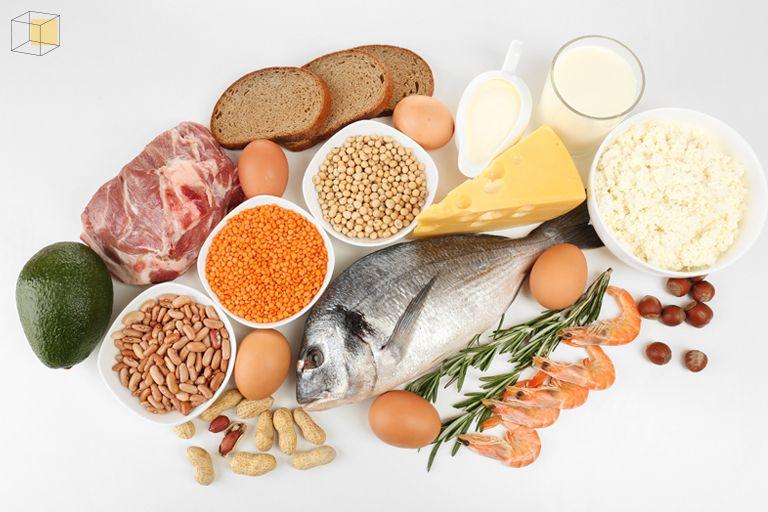 โปรตีน อาหารบำรุงครรภ์