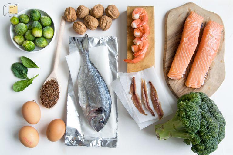 กรดไขมันโอเมกา 3 (Omega-3 Fatty Acids) อาหารบำรุงครรภ์