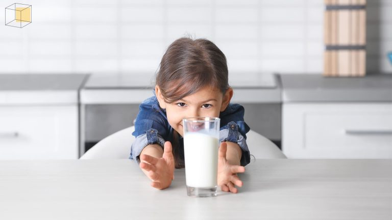 ดื่มนมตามนาฬิกาชีวิต