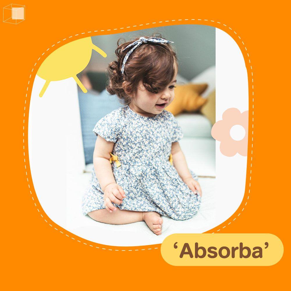 แบรนด์เสื้อผ้าเด็ก Absorba