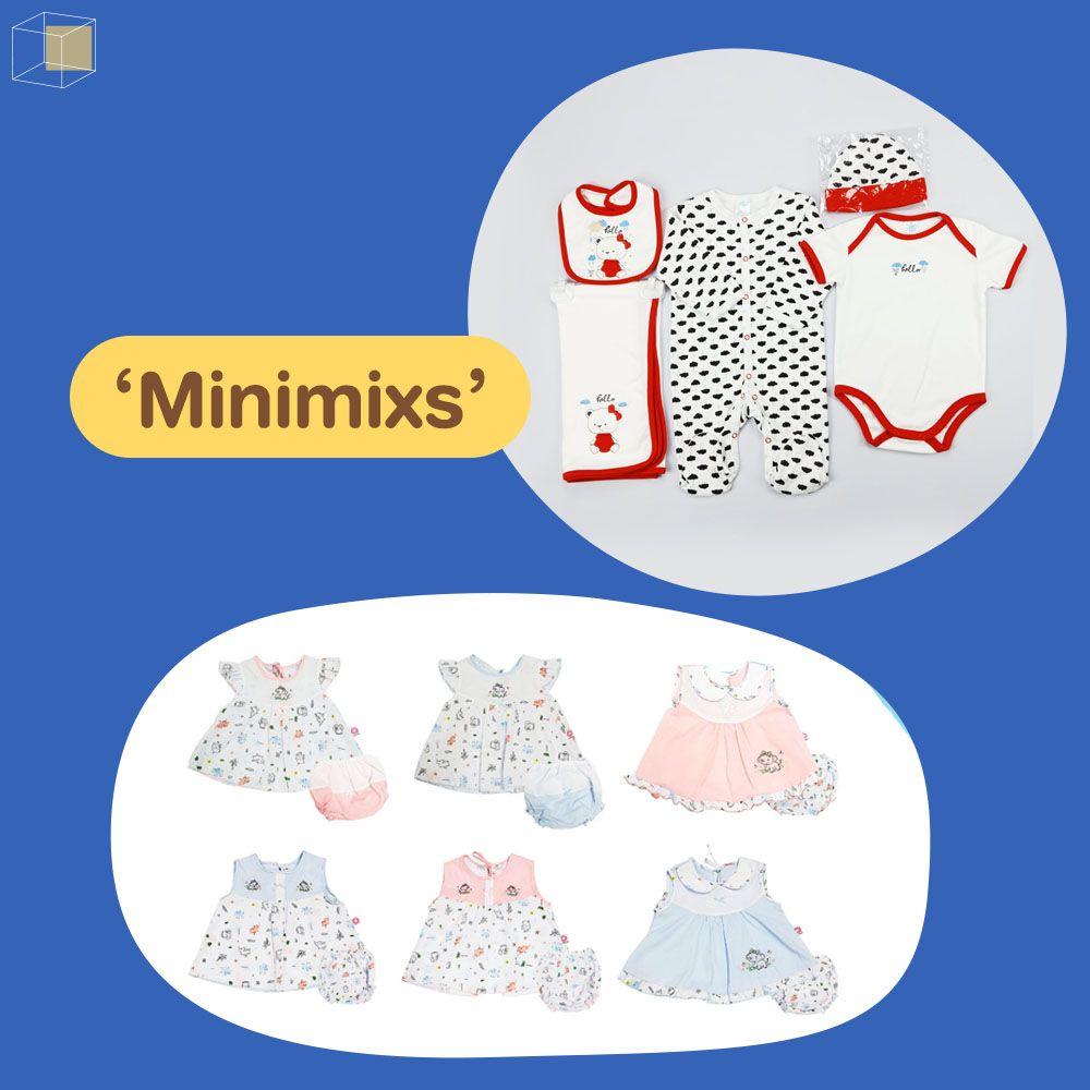 แบรนด์เสื้อผ้าเด็ก Minimixs