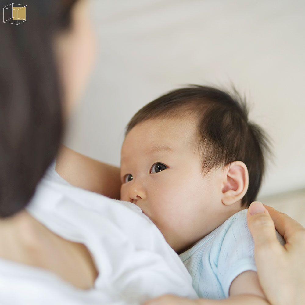 ประโยชน์ของนมแม่
