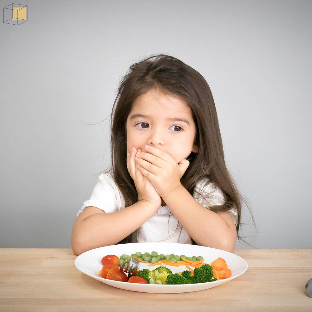ลูกขาดสารอาหาร