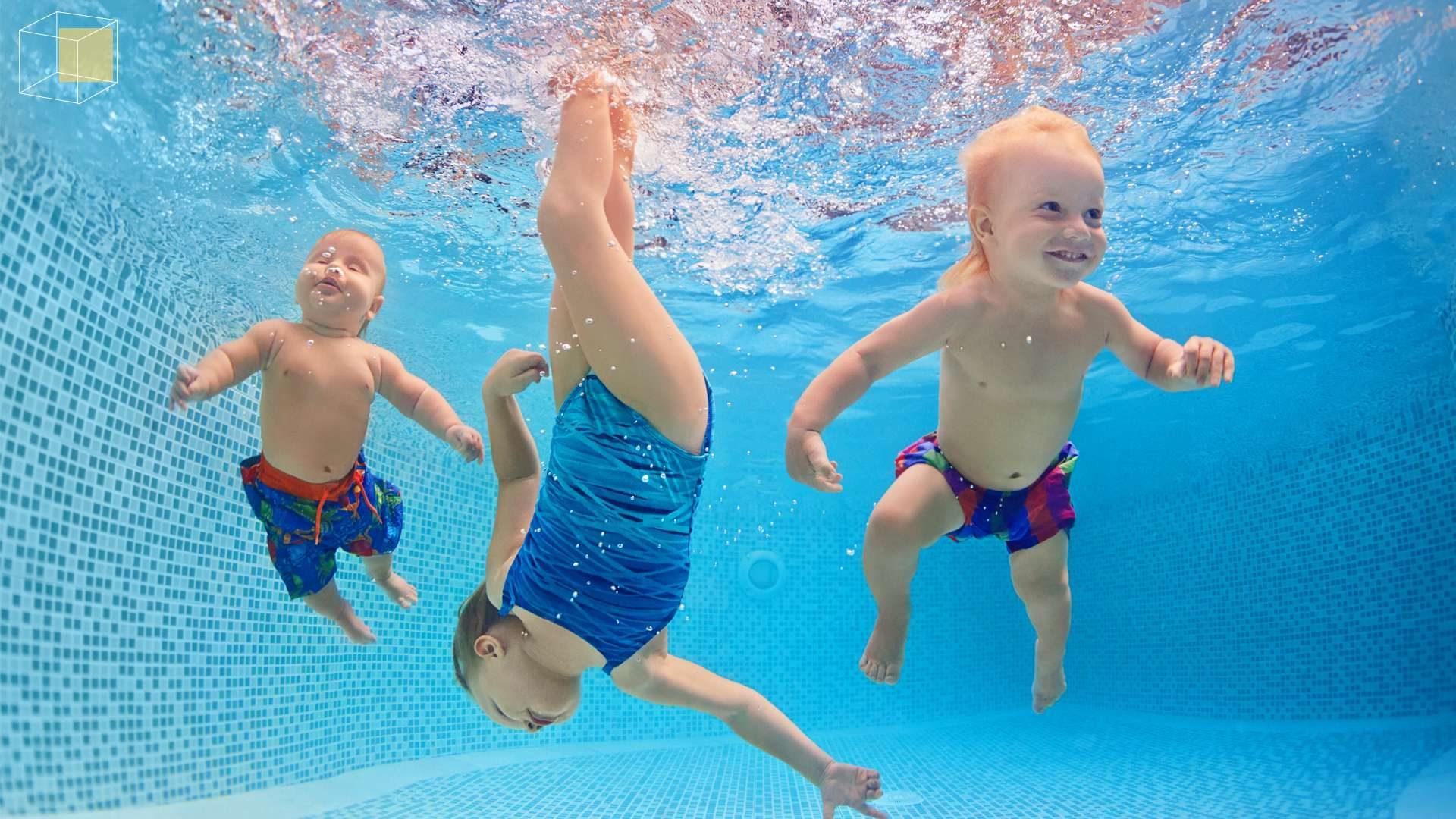 โรงเรียนสอนว่ายน้ำสำหรับเด็ก