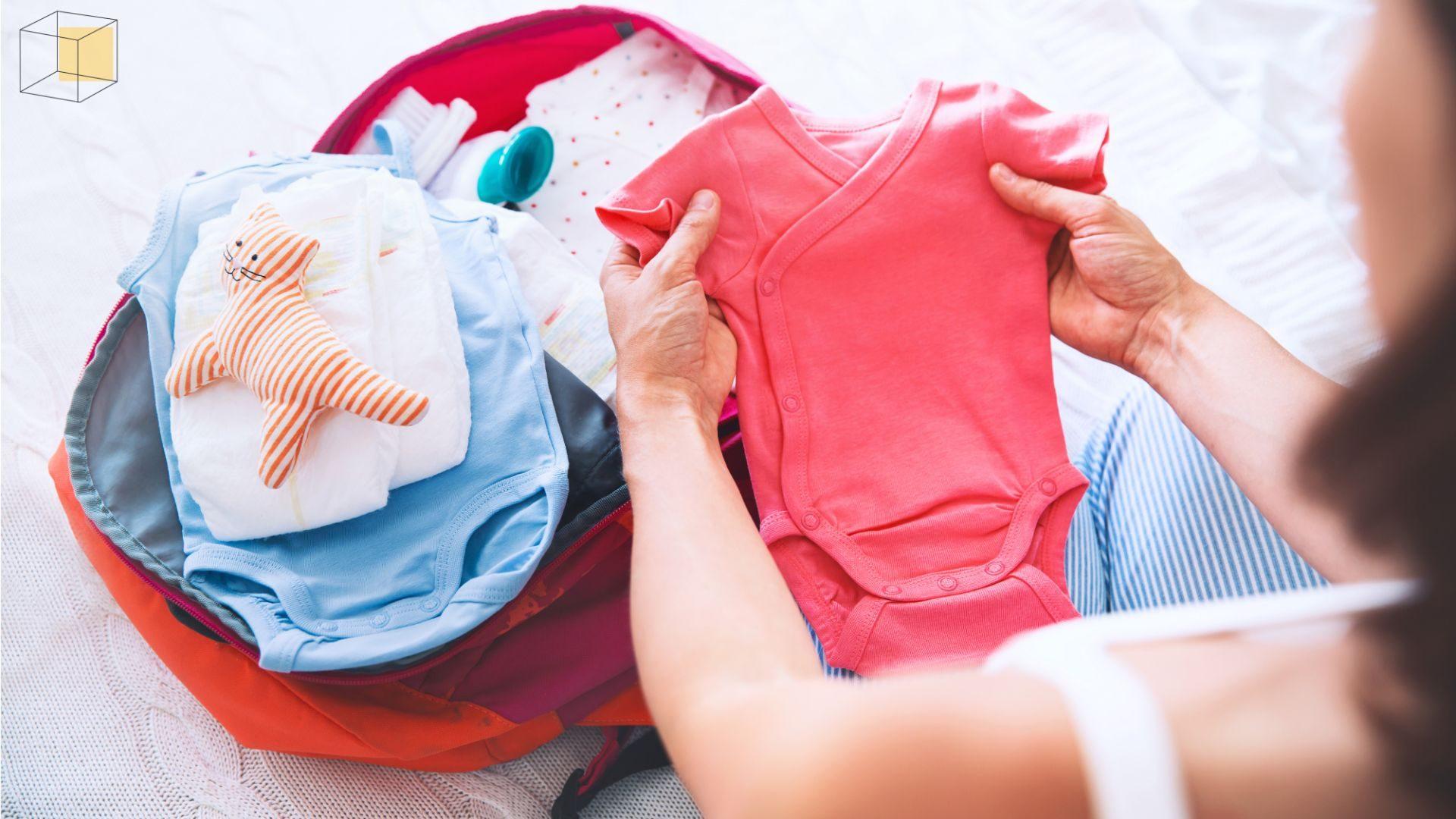 เสื้อผ้าเด็กแรกเกิด